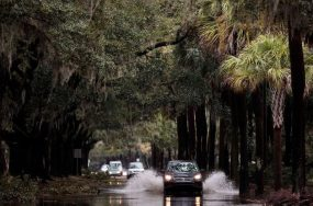 Savannah Hurricane Matthew