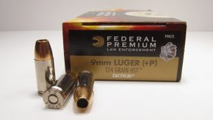 Federal Premium HST 9mm +P