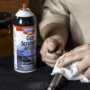 gun scrubber