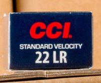 CCI Standard velocity .22LR