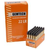 Gemtec Subsonic 22 Ammunition