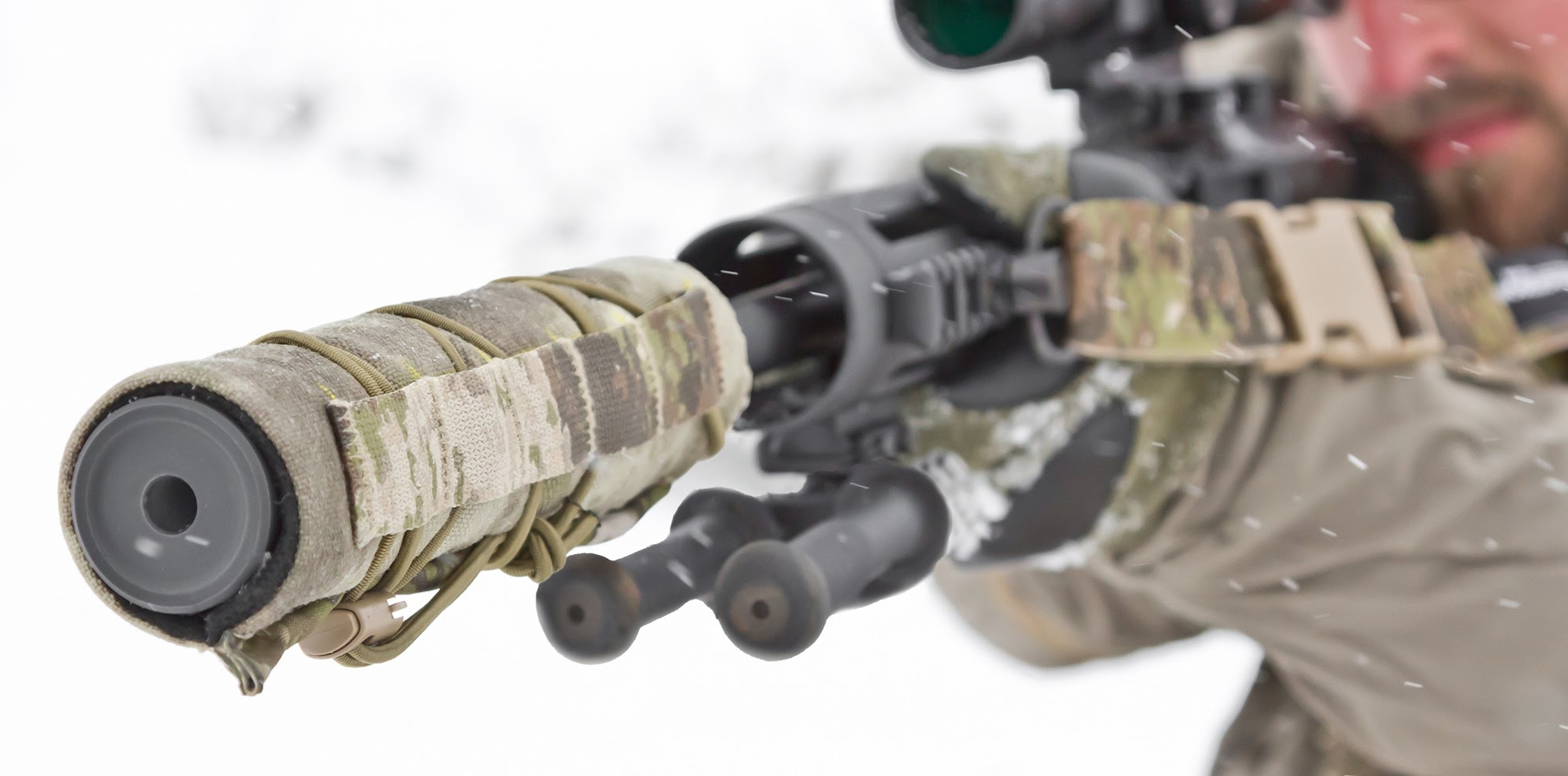 Silencer Covers Heat Amp Mirage Mitigation Systems The
