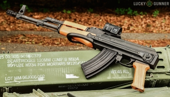 How To Zero The Kalashnikov AK-47 & AK-74 | The Savannah Arsenal Project