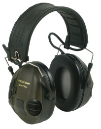 Peltor SportTac Noise Canceling Headsets