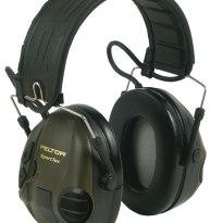 Peltor SportTac Noise Canceling Headsets