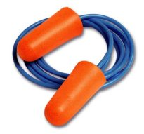 Foam Ear Plugs With Lanyard
