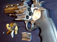 Colt Anaconda Kaboom