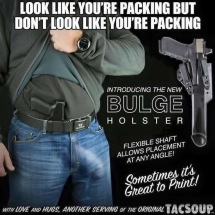 bulge holster