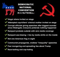 funny democratic national convention meme