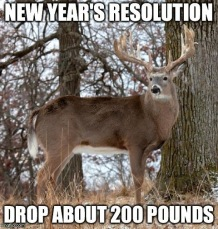 deer hunting meme