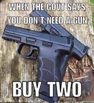pro gun meme