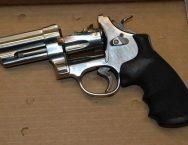 Smith & Wesson Revolver Kaboom