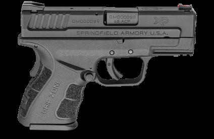 XD 3.3 inch .45 ACP