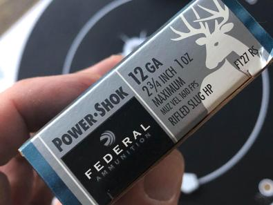 Federal Power-Shok 12 Gauge Slugs